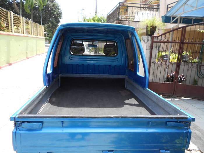 3rd picture of For RENT Multicab Pick-up type with Canopy in Mandaue City, Cebu with driver For Rent in Cebu, Philippines