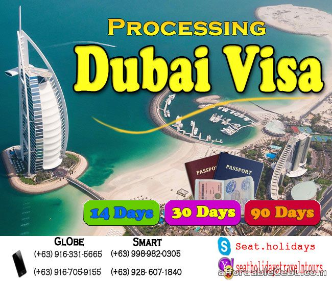 1st picture of UAE Visa Assistance Offer in Cebu, Philippines