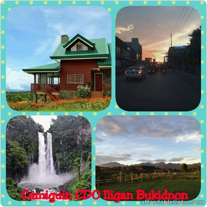 1st picture of 4D3N Camiguin Iligan Bukidnonc DO travel and tour packages Offer in Cebu, Philippines