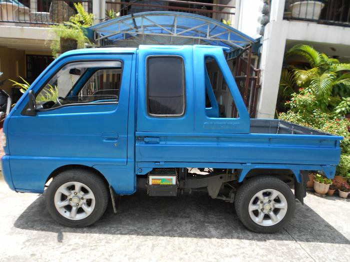 1st picture of For RENT Multicab Pick-up type with Canopy in Mandaue City, Cebu with driver For Rent in Cebu, Philippines