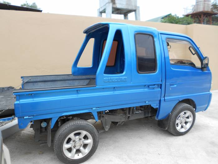 4th picture of For RENT Multicab Pick-up type with Canopy in Mandaue City, Cebu with driver For Rent in Cebu, Philippines