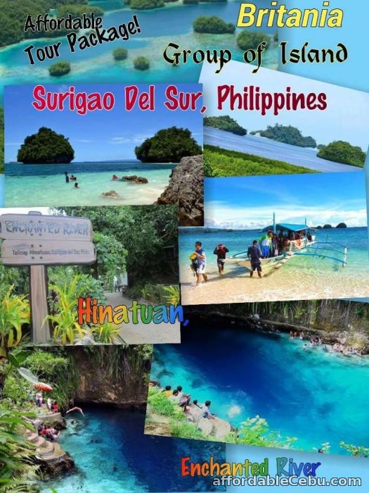 1st picture of 2d1n Surigao del Sur tour packages Offer in Cebu, Philippines