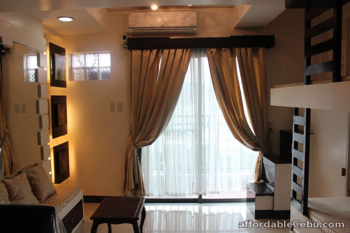 1st picture of Centrally located fully-furnished residential condominium unit For Rent in Cebu, Philippines