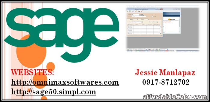 1st picture of IS YOUR BUSINESS READY FOR AN ERP THEN USE SAGE 50 ACCOUNTING SOFTWARE 2016 For Sale in Cebu, Philippines