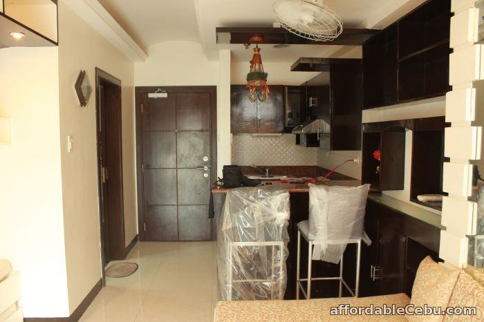 2nd picture of Centrally located fully-furnished residential condominium unit For Rent in Cebu, Philippines