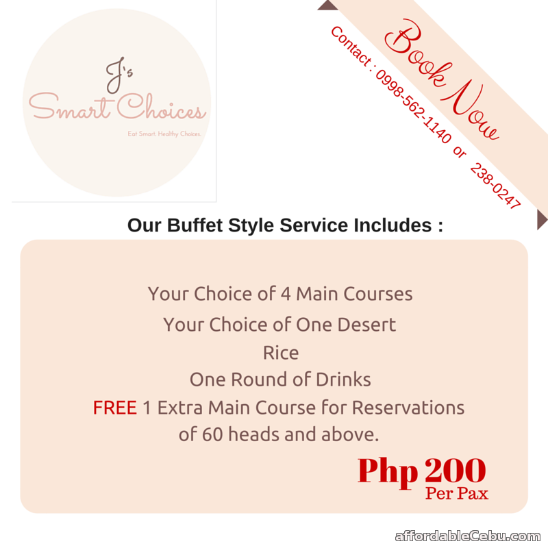 4th picture of Affordable Catering Services For Sale in Cebu, Philippines