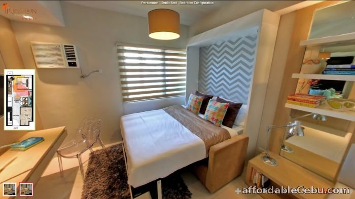 1st picture of ONLY P8,888/MO. CONDO. FULLY FURNISHED, COMPLETE AMENITIES, MABOLO, CEBU. For Sale in Cebu, Philippines