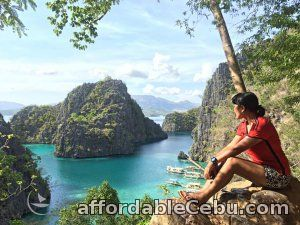 1st picture of Budding tourist destination, Coron tour package Offer in Cebu, Philippines