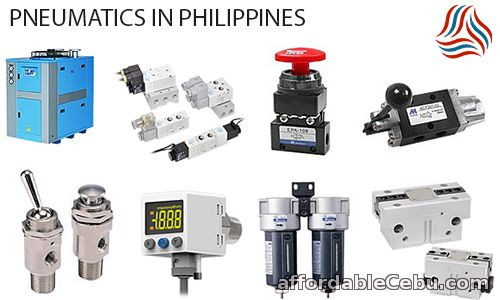 1st picture of Pneumatics in Philippines For Sale in Cebu, Philippines