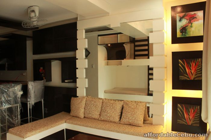 2nd picture of Strategically located fully-furnished residential condominium unit for sale For Sale in Cebu, Philippines