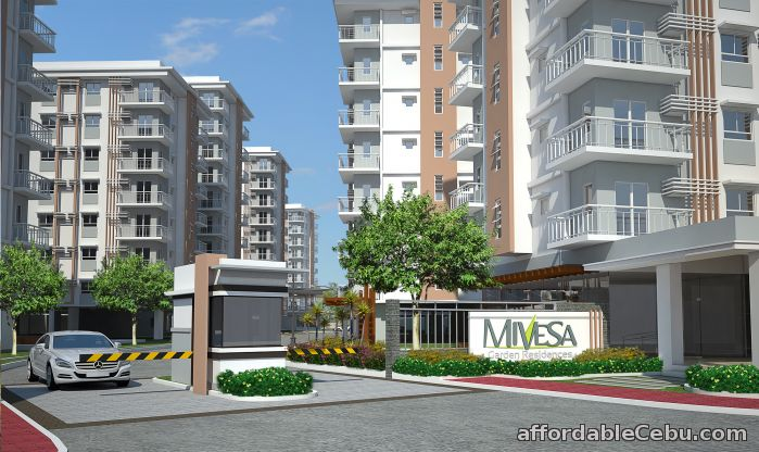 1st picture of MIVESA CONDO - fully furnish - for rent For Rent in Cebu, Philippines