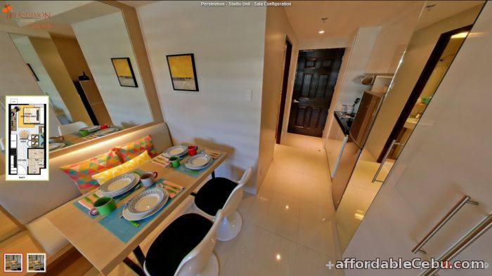 2nd picture of ONLY P8,888/MO. CONDO. FULLY FURNISHED, COMPLETE AMENITIES, MABOLO, CEBU. For Sale in Cebu, Philippines