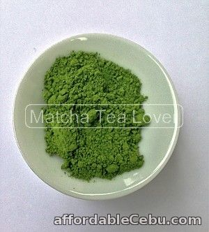 2nd picture of Matcha Tea Samples For Sale in Cebu, Philippines