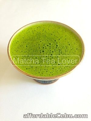 1st picture of Matcha Tea Samples For Sale in Cebu, Philippines