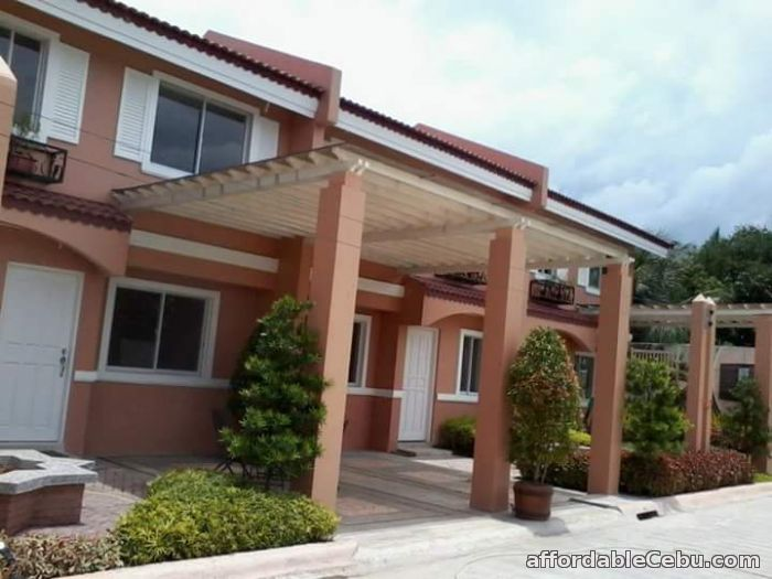 3rd picture of Courtyard of Pasadena End unit (Furnished) For Sale in Cebu, Philippines