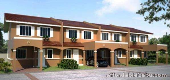1st picture of Courtyard of Pasadena End unit (Furnished) For Sale in Cebu, Philippines