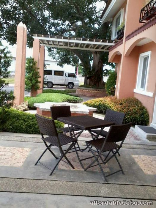 2nd picture of Courtyard of Pasadena End unit (Furnished) For Sale in Cebu, Philippines