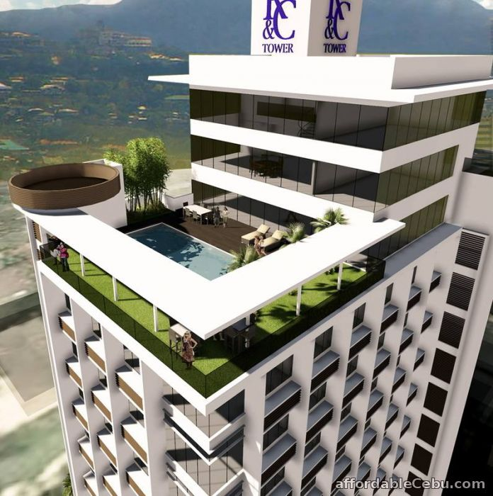 2nd picture of TRILLIUM RESIDENCES – 17 Storey Tower at Molave Lahug Cebu For Sale in Cebu, Philippines