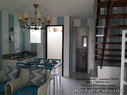 3rd picture of Php 9,116 Monthly Navona Subdivision Townhouse in Lapulapu City For Sale in Cebu, Philippines