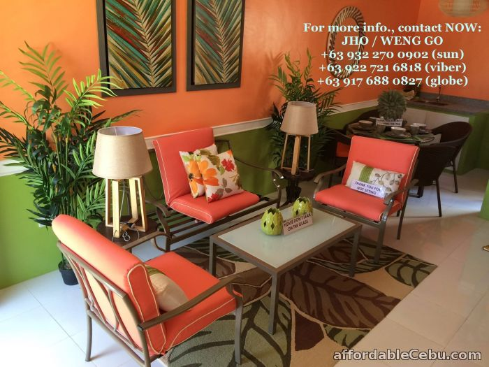 2nd picture of PortVille Townhouse 9,497 Monthly near Airport LLC For Sale in Cebu, Philippines