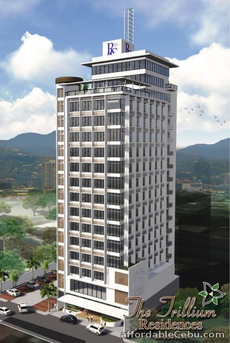 1st picture of TRILLIUM RESIDENCES – 17 Storey Tower at Molave Lahug Cebu For Sale in Cebu, Philippines