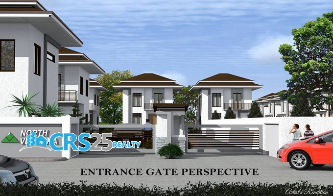 2nd picture of 2-Storey House North Verdana Subdivision Mandaue Cebu For Sale in Cebu, Philippines