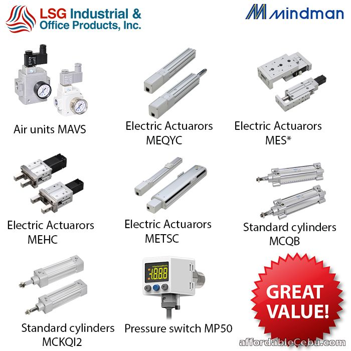 1st picture of Pneumatics in Pampanga For Sale in Cebu, Philippines