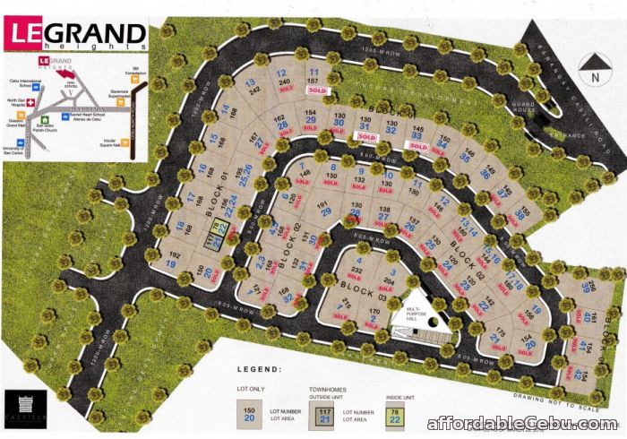 5th picture of Rush Lot for sale at Legrand Heights in Mandaue City For Sale in Cebu, Philippines