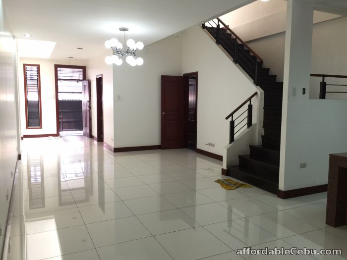1st picture of FOR SALE Brand New Townhouse in Scout Area For Sale in Cebu, Philippines