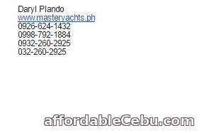4th picture of Yacht Rental in Cebu For Rent in Cebu, Philippines