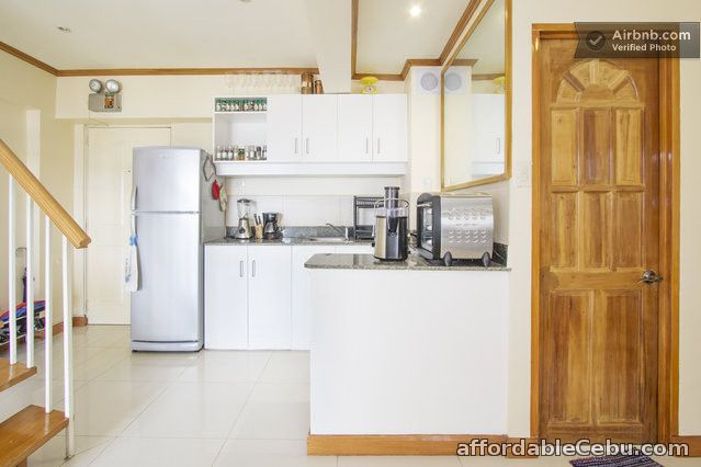 3rd picture of 2 Bedrooom Loft Condominium for Sale For Sale in Cebu, Philippines