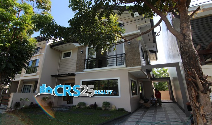 3rd picture of 2 Storey House and Lot for Sale with Attic in Talamban Cebu For Sale in Cebu, Philippines