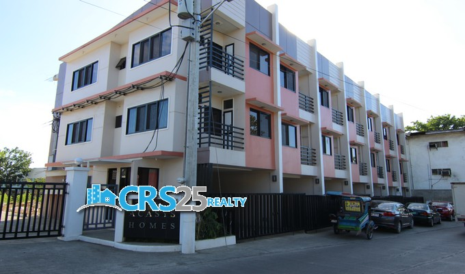 1st picture of 5-Bedrooms Acasys Townhouse for Sale in Lapu Lapu Cebu with Condo Title For Sale in Cebu, Philippines