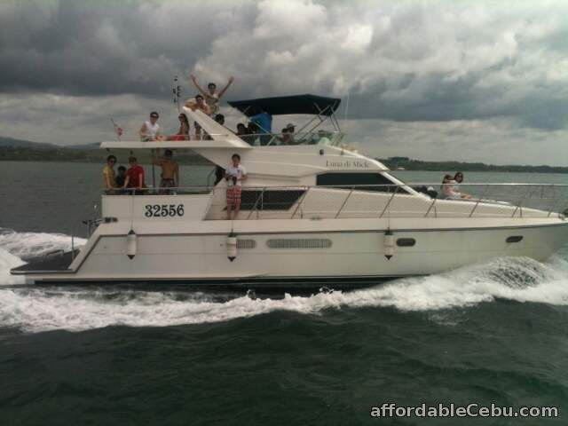5th picture of Yacht Rental in Cebu For Rent in Cebu, Philippines