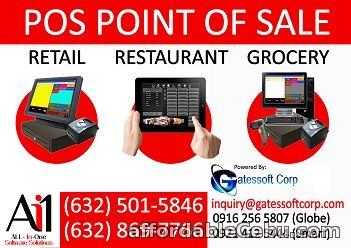 1st picture of POS Point of Sale System For Sale in Cebu, Philippines