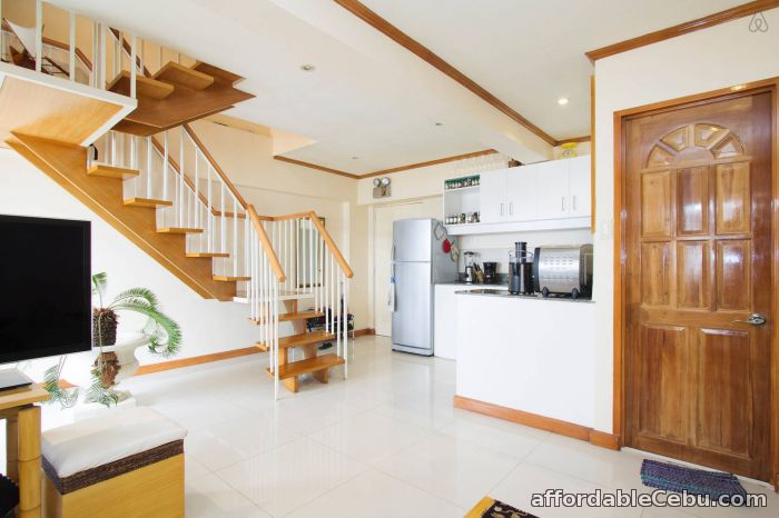 1st picture of 2 Bedrooom Loft Condominium for Sale For Sale in Cebu, Philippines