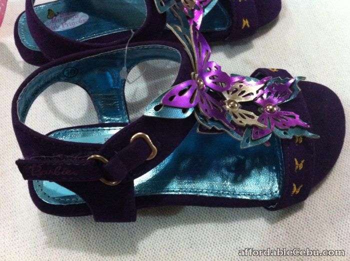 1st picture of violet Barbie open toe sandals For Sale in Cebu, Philippines