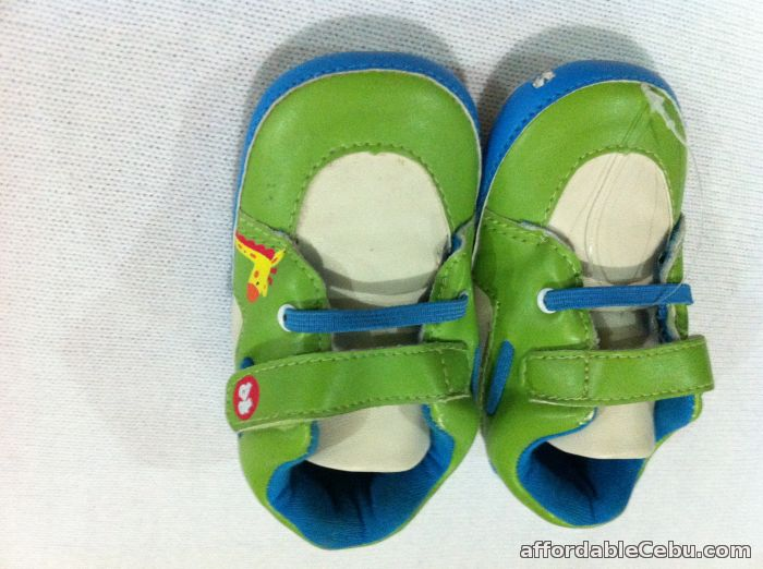2nd picture of green Baby shoes For Sale in Cebu, Philippines