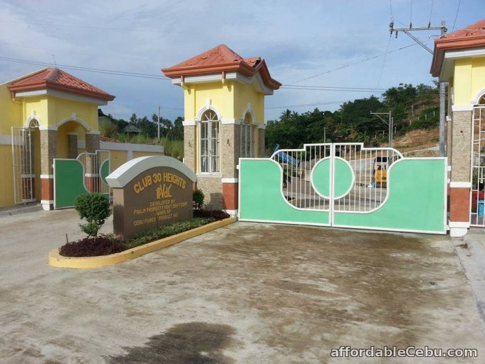 1st picture of Rush Lot for sale at Club 30 Heights Minglanilla Cebu For Sale in Cebu, Philippines