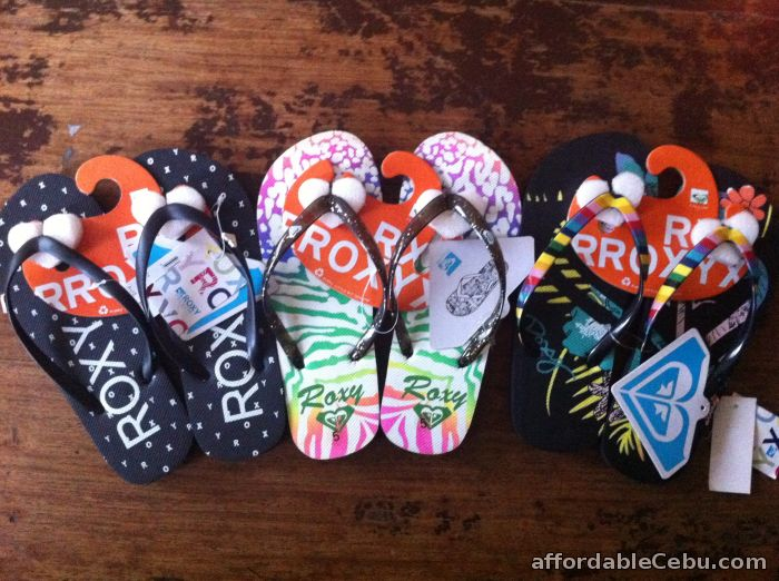 1st picture of roxy slippers For Sale in Cebu, Philippines