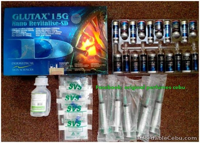2nd picture of glutax 15g nano revitalise glutathione For Sale in Cebu, Philippines