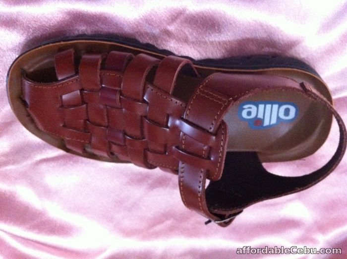1st picture of Ollie brown shoes For Sale in Cebu, Philippines