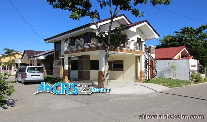 1st picture of For sale 4 bedrooms house with car garage in lilo-an, Cebu For Sale in Cebu, Philippines