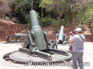 1st picture of Corregidor tour, restored artillery pieces and battled sites Offer in Cebu, Philippines