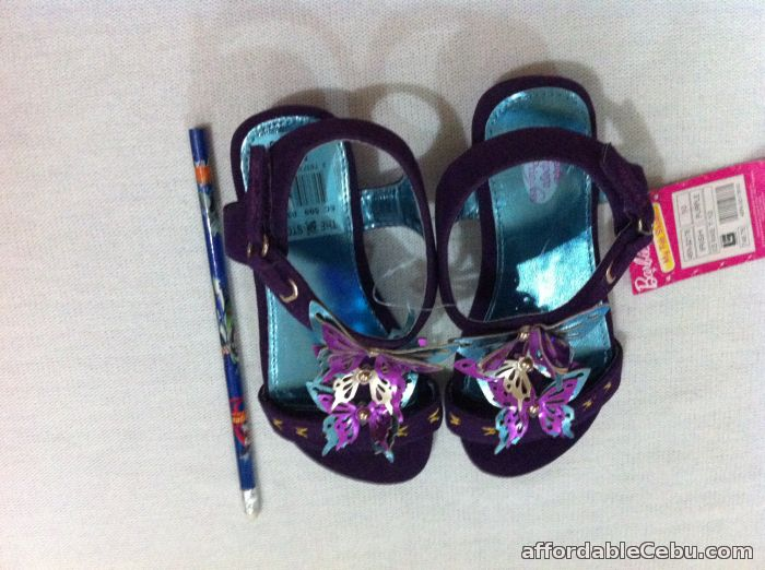 2nd picture of violet Barbie open toe sandals For Sale in Cebu, Philippines