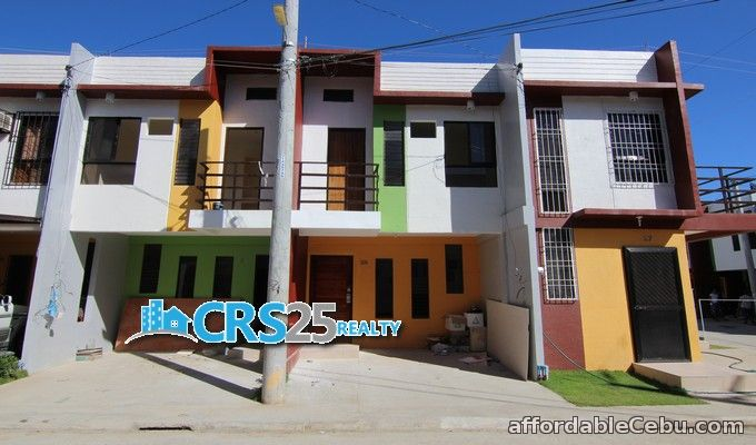 1st picture of 3 bedrooms townhouse for sale in Talamban, cebu city For Sale in Cebu, Philippines