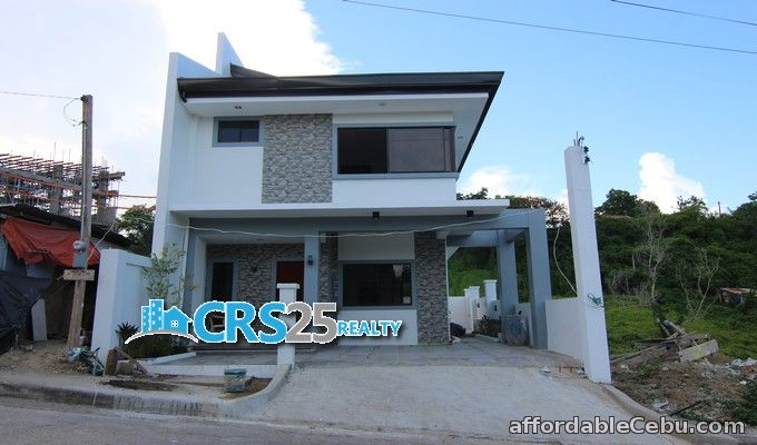 1st picture of Modern and brandnew house for sale in Talamban cebu city For Sale in Cebu, Philippines