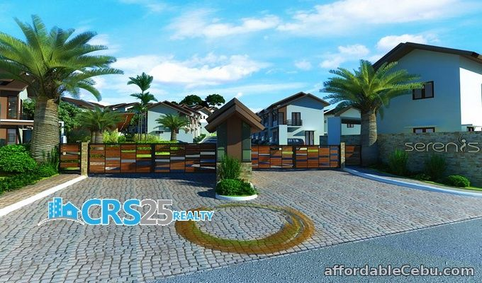 1st picture of Single Detached house with Swimming pool in Serenis Liloan For Sale in Cebu, Philippines