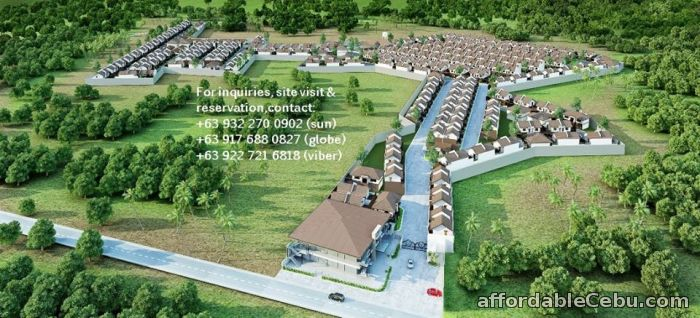 1st picture of 15k monthly 2-Storey 2BR Townhouses near SM Seaside Bayswater Talisay City, CEbu For Sale in Cebu, Philippines