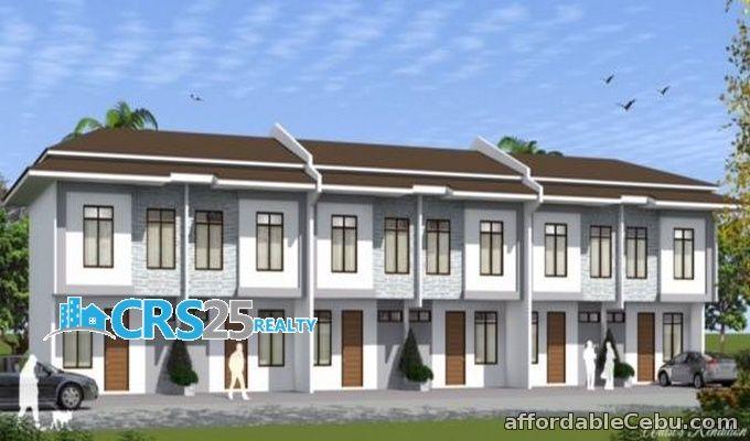 1st picture of 3 bedrooms townhouse for sale in Mandaue city, cebu For Sale in Cebu, Philippines
